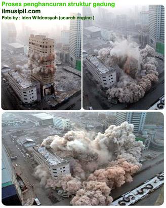 penghancur beton bangunan
