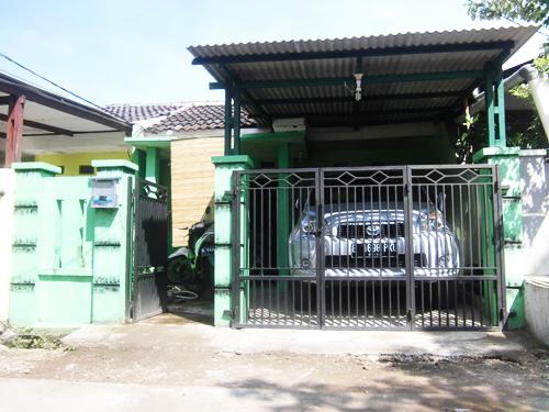 Rumah tipe 36 dijual di Wahana Harapan Bekasi