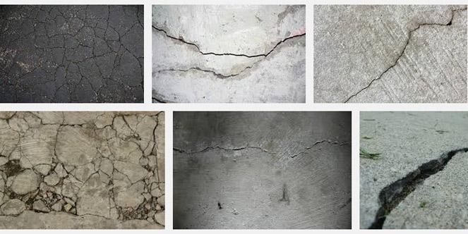 beton retak