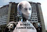 robot teknik sipil