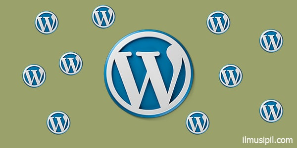 Cara uninstall wordpress multisite agar berubah ke tunggal biasa