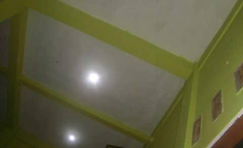 plafond dak beton