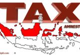 tax amnesty indonesia