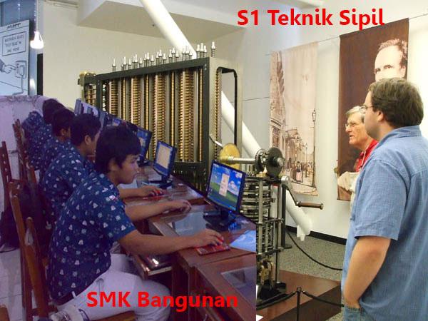 SMK Bangunan S1 Teknik sipil